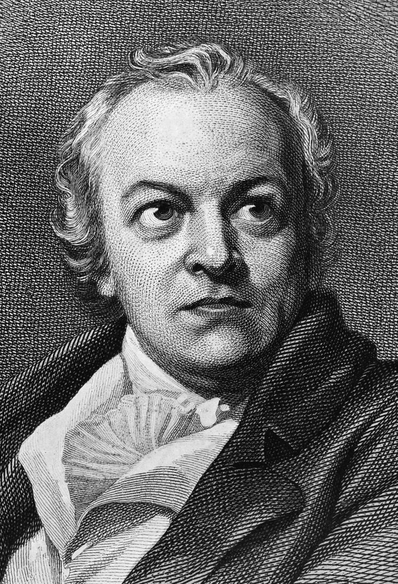 Biografia di William Blake